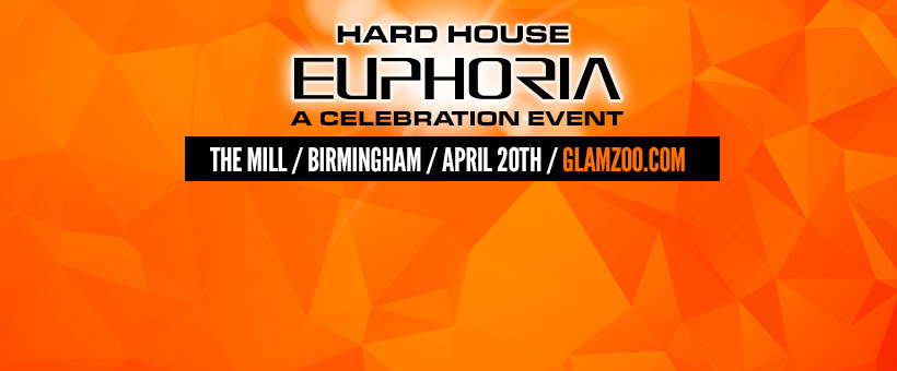 Tidy presents Hard House Euphoria
