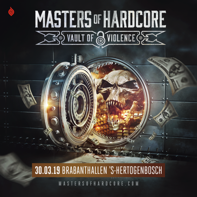 Masters of Hardcore - The Vault of Violence